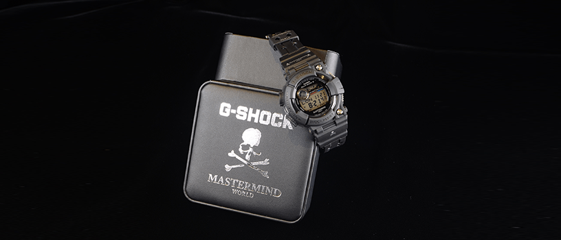【10月28日(土)】MASTERMIND WORLD×G-SHOCK