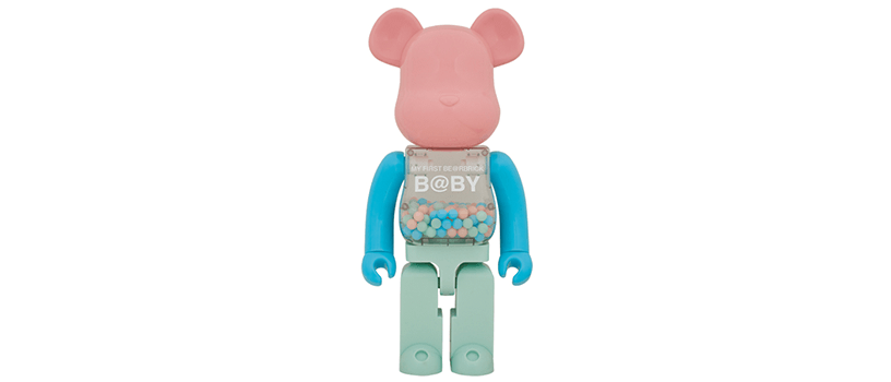 【Web販売分抽選】MY FIRST BE@RBRICK B@BY G.I.D. Ver. 100%/400%/1000%