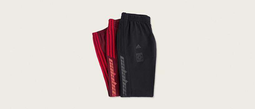 【11月22日(水)】adidas YEEZY CALABASAS TRACK PANT