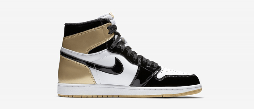 "【11月26日(日)】NIKE AIR JORDAN 1 RETRO HIGH OG NRG ""GOLD TOP 3"""