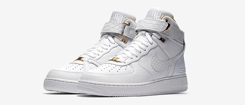 "【12月1日(金)】NIKE AIR FORCE 1 HI ""JUST DON"""