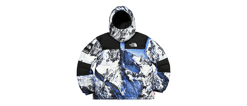 【12月7日(木)21時~】Supreme × The North Face