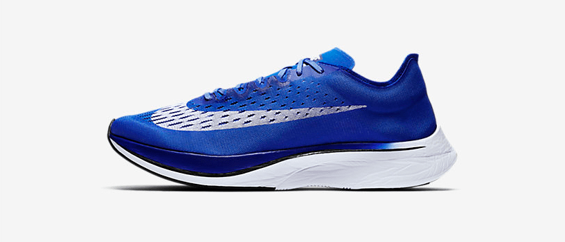 "【1月4日(木)】NIKE ZOOM VAPORFLY 4% ""ROYAL"""