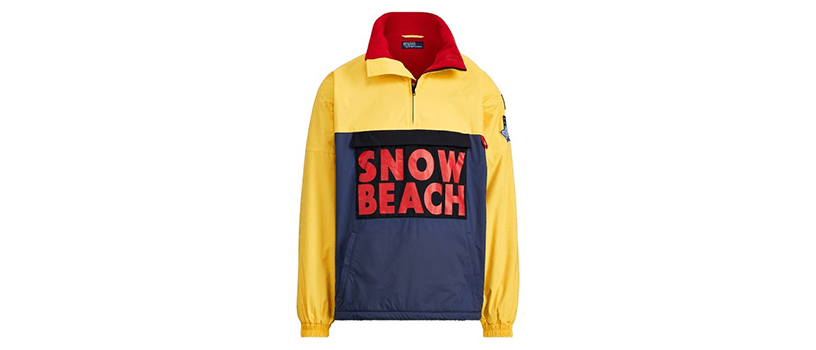 "【2月1日(木)】POLO RALPH LAUREN ""SNOW BEACH COLLECTION"""