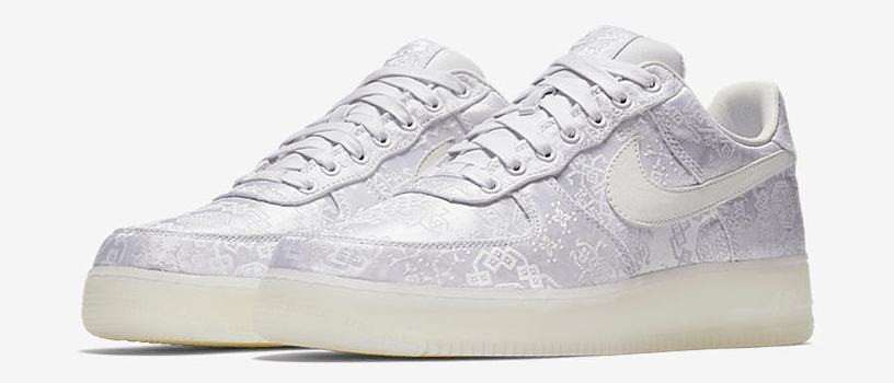 【2月23日(金)】NIKE AIR FORCE 1 x CLOT