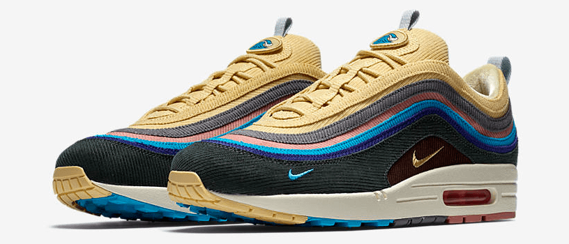 "【3月24日(土)】NIKE AIR MAX 1/97 SW ""COLLECTOR'S DREAM"""
