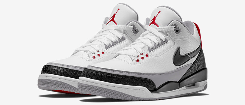 "【3月24日(土)】NIKE AIR JORDAN 3 RETRO ""TINKER"""
