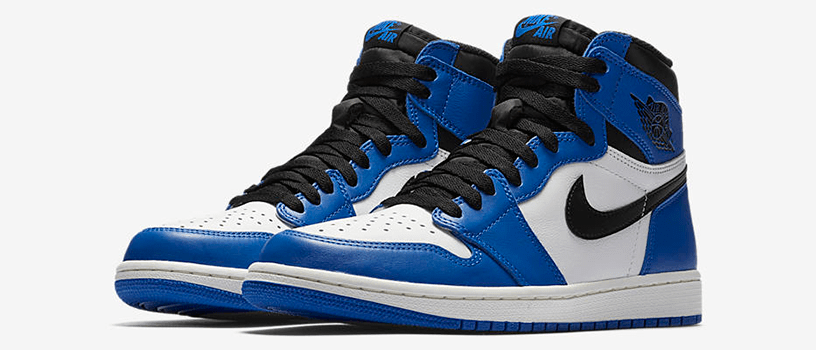 "【3月24日(土)】NIKE AIR JORDAN 1 RETRO HIGH OG ""GAME ROYAL"""