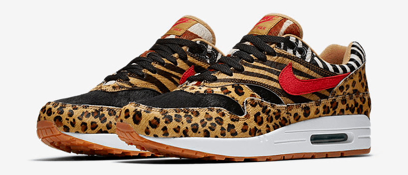 "【3月25日(日)】NIKE AIR MAX x atmos ""ANIMAL PACK 2.0"""