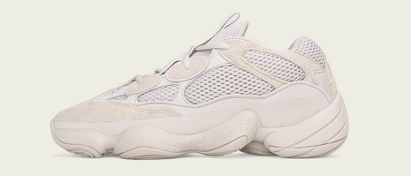 "【4月14日(土)】adidas Originals YEEZY 500 ""BLUSH"""