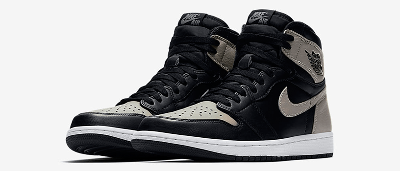 "【4月14日(土)】NIKE AIR JORDAN 1 RETRO HIGH OG ""SHADOW"""