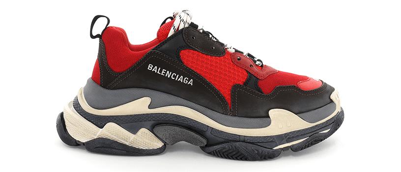 【抽選販売】BALENCIAGA TRIPLE S