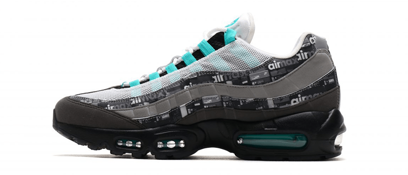 "【4月28日(土)】NIKE AIR MAX 95 x atmos ""WE LOVE NIKE"""