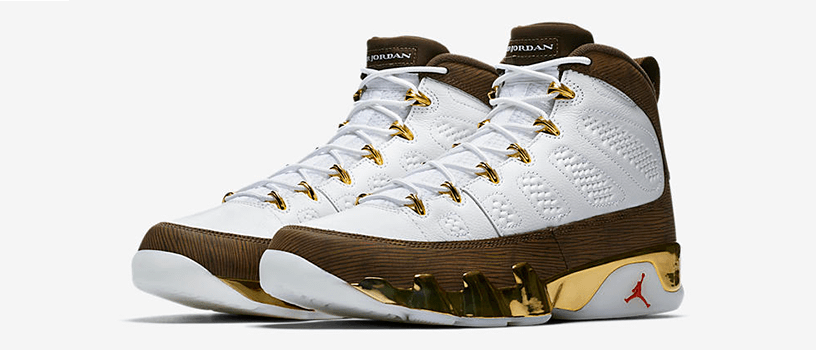 "【5月26日(土)】NIKE AIR JORDAN 9 RETRO MELO ""MOP"""