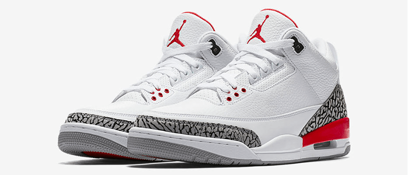 "【6月2日(土)】NIKE AIR JORDAN 3 RETRO ""KATRINA"""