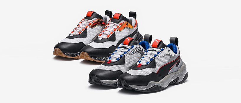 【6月21日(木)】PUMA THUNDER ELECTRIC