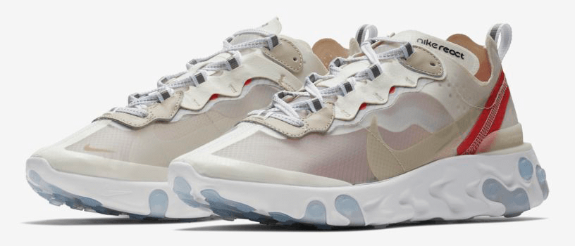 "【6月21日(木)】NIKE REACT ELEMENT 87 ""THE PREQUEL"""