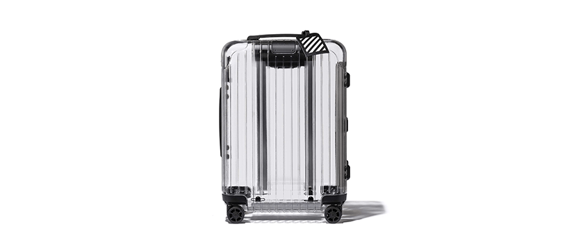 【7月7日(土)】OFF-WHITE × RIMOWA