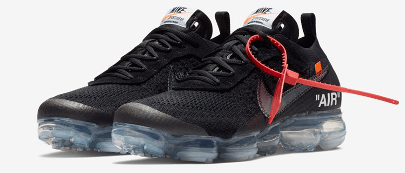 【再販:7月8日(日)】NIKE AIR VAPORMAX FLYKNIT x OFF-WHITE