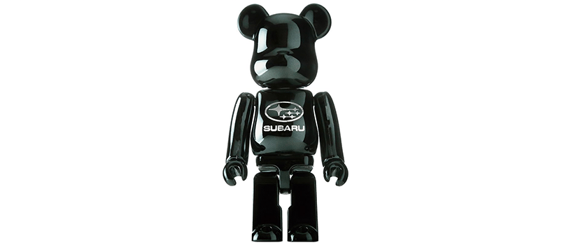 【抽選:7月20日(金)~】SUBARU BE@RBRICK THE 2nd ANNIVERSARY LIMITED MODEL