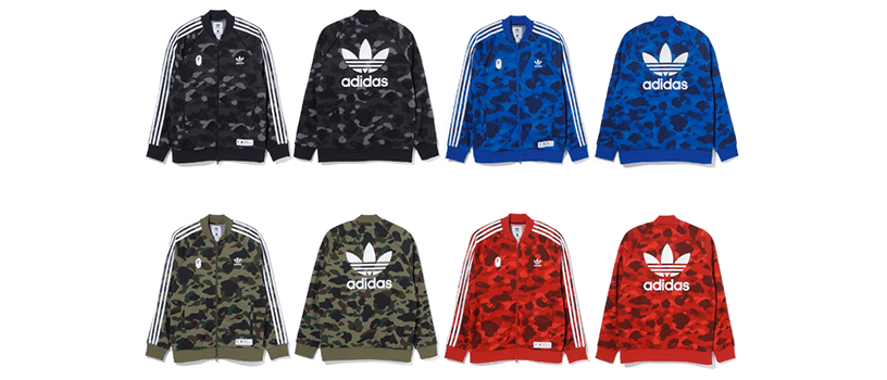 【7月28日(土)】adidas Originals by A BATHING APE®