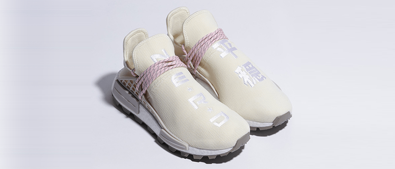 【8月4日(土)】adidas Originals = PHARRELL WILLIAMS PW HU NMD NERD