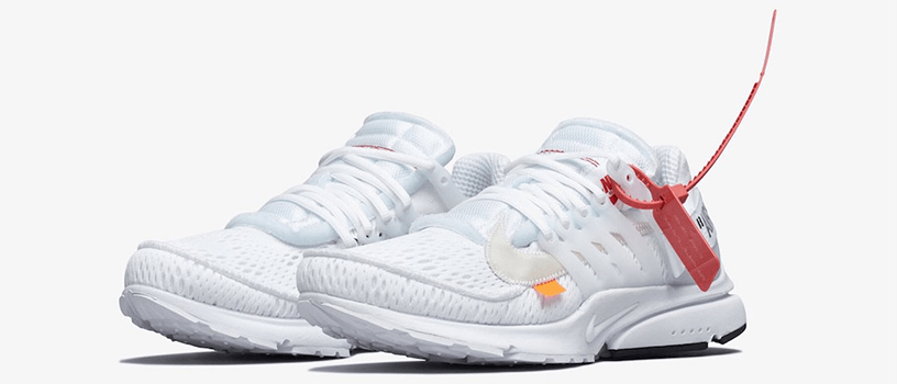 【8月3日(金)】NIKE AIR PRESTO x OFF-WHITE(AA3830-100)