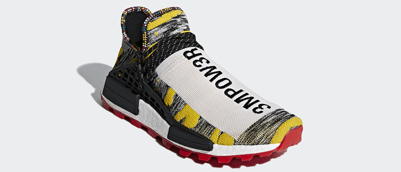 【8月18日(土)】adidas Originals = PHARRELL WILLIAMS SOLAR HU NMD