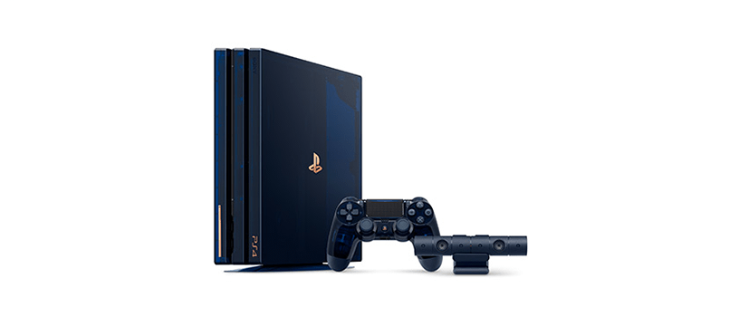 【完売店舗多数:8月24日(金)】PlayStation 4 Pro 500 Million Limited Edition