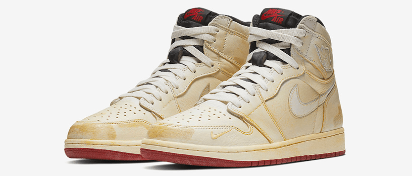 【9月1日(土)】NIKE AIR JORDAN 1 RETRO HIGH OG x NIGEL SYLVESTER