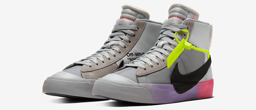 【10月3日(水)】NIKE BLAZER MID x VIRGIL ABLOH FOR SERENA WILLIAMS