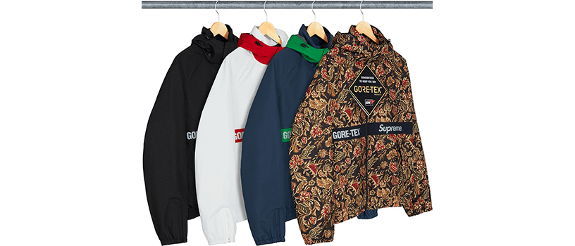 【10月13日(土)】Supreme 2018FW Week8