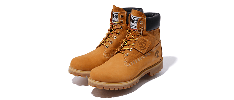 【10月27日(土)】A BATHING APE® x UNDEFEATED x TIMBERLAND