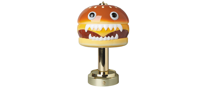 【11月3日(土)】UNDERCOVER HAMBURGER LAMP