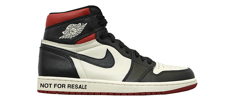 "【11月7日(水)】NIKE AIR JORDAN 1 RETRO HIGH OG NRG ""NO L'S"""
