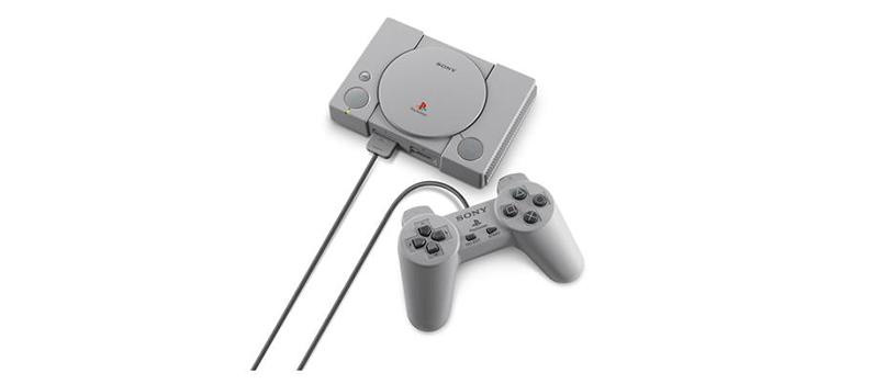 【12月3日(月)】PlayStation Classic(プレイステーション クラシック)