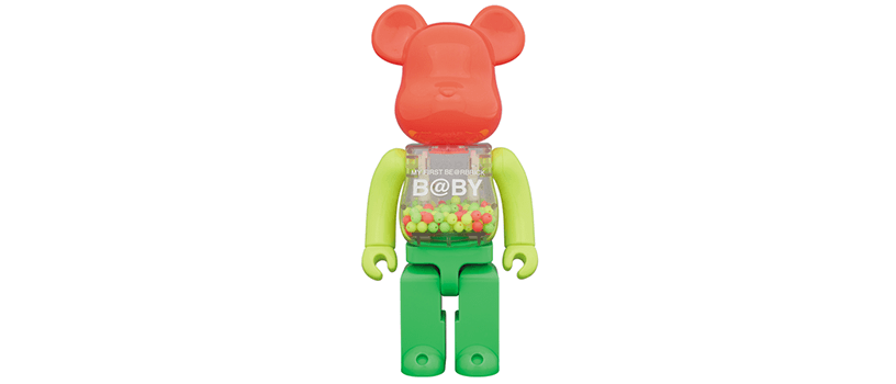 【11月24日(土)】MY FIRST BE@RBRICK B@BY NEON Ver.