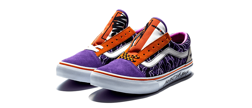 "【12月1日(土)】mindseeker × VANS ""Lightning 2nd"""
