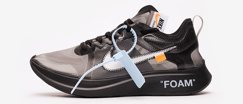 【抽選:12月12日(水)まで】NIKE ZOOM FLY x OFF-WHITE