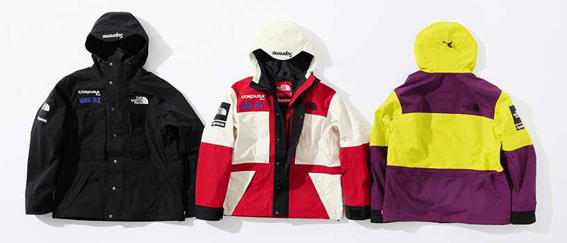 【12月1日(土)】Supreme 2018 FW week15(Supreme × THE NORTH FACE)