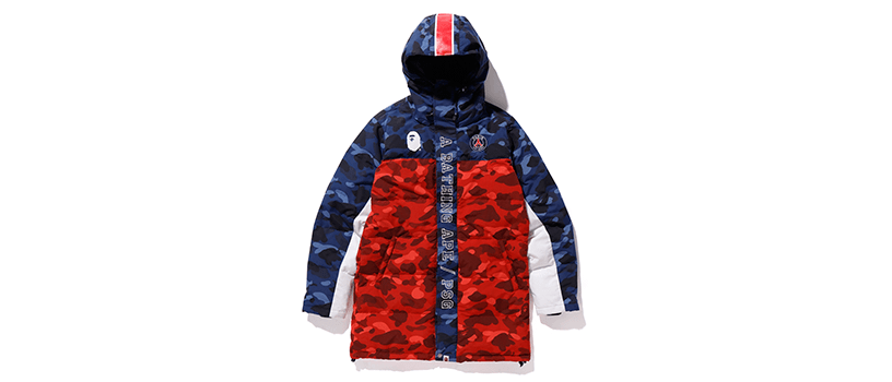 【12月8日(土)】A BATHING APE® x PARIS SAINT-GERMAIN
