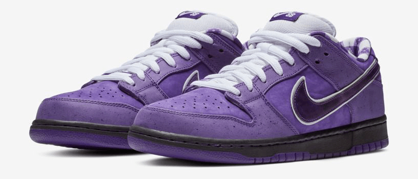 "【12月15日(土)~】NIKE SB DUNK LOW PRO OG x CONCEPTS ""PURPLE LOBSTER"""