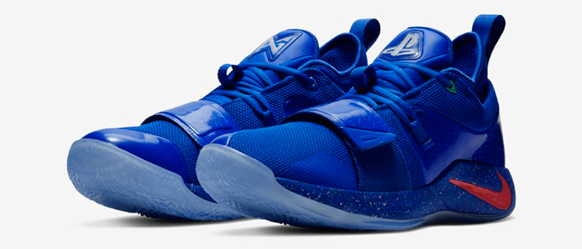 "【12月25日(火)】NIKE PG2.5 PLAYSTATION ""ROYAL"""