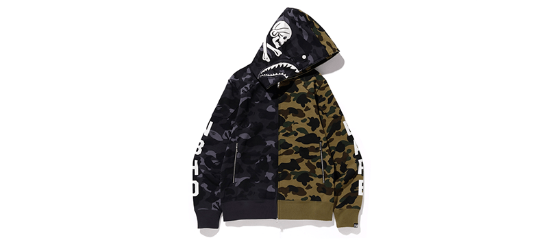 【1月2日(水)】A BATHING APE® x NEIGHBORHOOD®