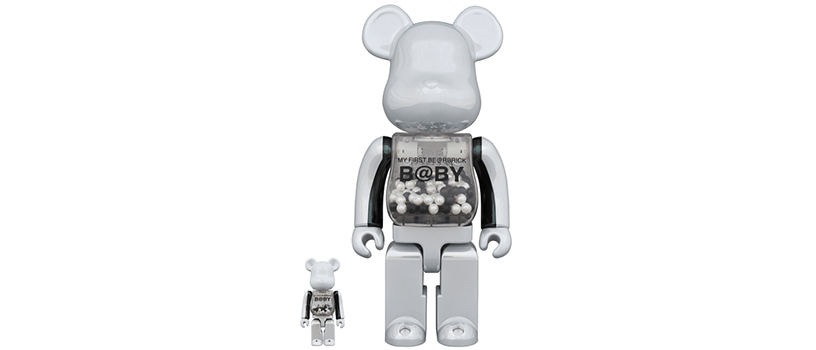 【2月2日(土)】MY FIRST BE@RBRICK B@BY innersect Ver.
