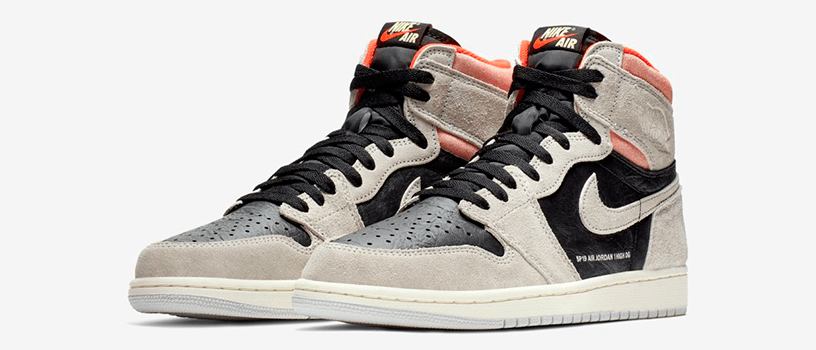 "【再販:4月6日(土)】NIKE AIR JORDAN 1 RETRO HIGH OG ""NEUTRAL GREY"""