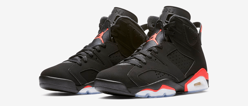 "【2月16日(土)】NIKE AIR JORDAN 6 RETRO OG ""INFRARED"""
