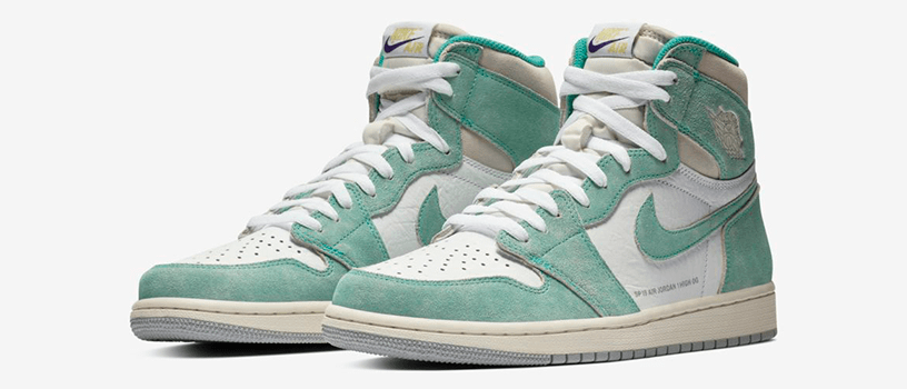 "【2月15日(金)】NIKE AIR JORDAN 1 RETRO HIGH OG ""TURBO GREEN"""