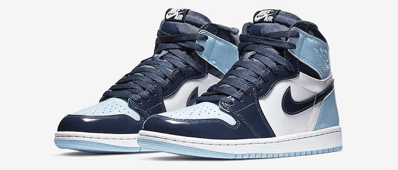 "【3月14日(木)】NIKE AIR JORDAN 1 RETRO HIGH OG ""BLUE CHILL"""