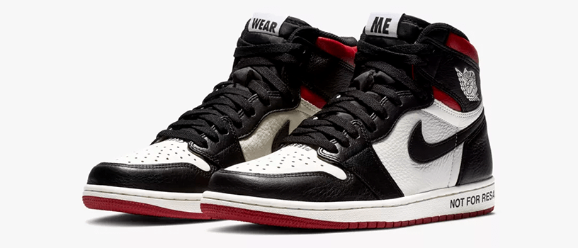 "【再販:3月20日(水)】NIKE AIR JORDAN 1 RETRO HIGH OG NRG ""NO L'S"""
